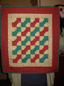 The Decoy Quilt