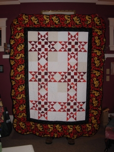 2009 Band Raffle Quilt
