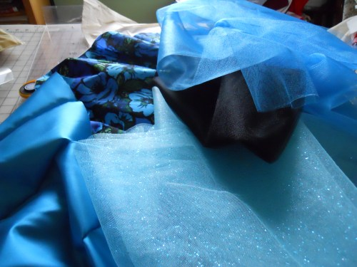 Fabric for frill things!