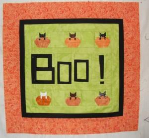 """I think I'll call it """"Boo-ti-ful Kitties"""""""
