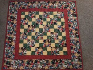 Cole's Baby Quilt