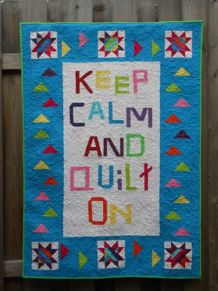 And another thought in solids...this was for the Kona Blog Hop.