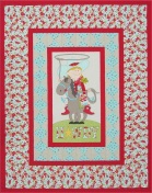 Little Cowboy & Cowgirl Quilt-medium